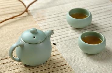汝窑茶具的保养与收藏