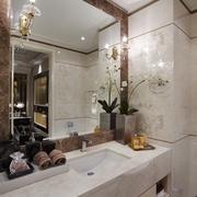 新古典设计风主卧洗手池