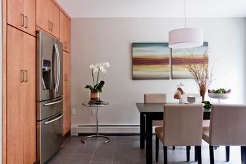简约装饰设计住宅赏析厨房过道
