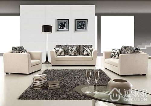 客厅沙发 布艺沙发选购技巧