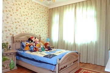田园风格三居室欣赏儿童房设计