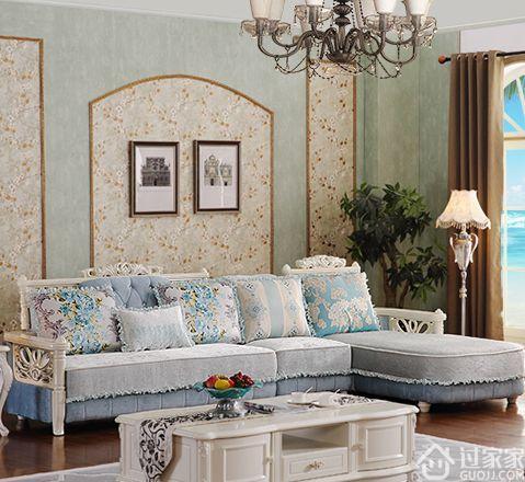 欧式沙发,给你精致的幸福体验