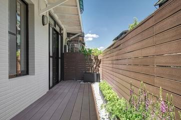 69平现代老房改造欣赏阳台