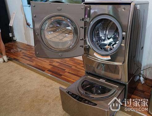lg滚筒洗衣机的使用方法及注意事项