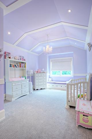 欧式设计效果套图欣赏儿童房