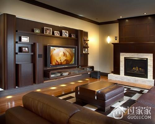 客厅与卧室电视柜尺寸大全