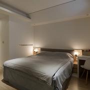 简约设计小户型效果图卧室