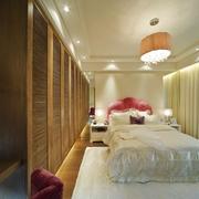 新古典别墅卧室设计