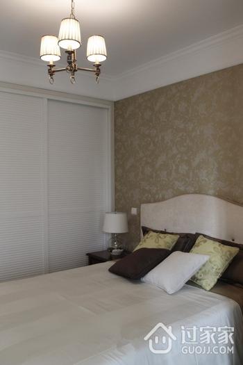 美式雅居住宅欣赏卧室衣柜