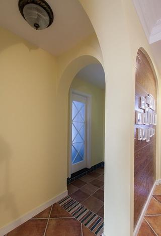 田园风格玄关灯饰效果图 打造清新家居