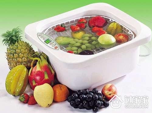 果蔬消毒机的原理及选购方法