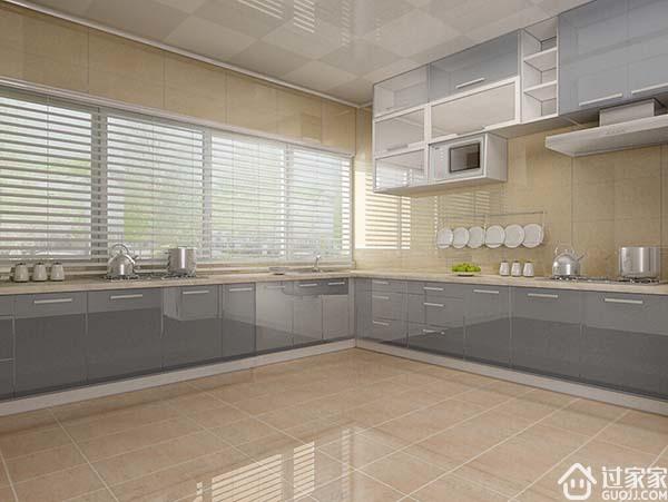 开放式厨房隔断装修设计要点 开放式厨房隔断如何设计
