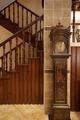 欧式风格别墅效果图客厅挂钟