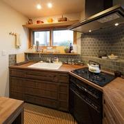 40平日式超牛搭配欣赏厨房设计