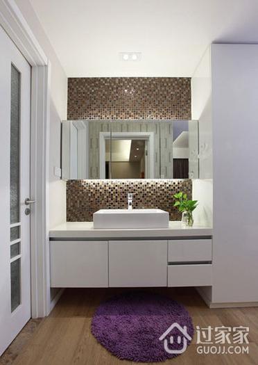 时尚玄关鞋柜设计效果图 清新简约家居