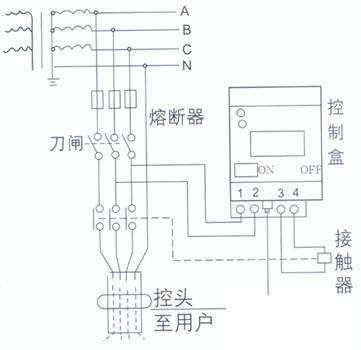 漏电保护器接线图 电工高手支招漏电保护器接线方法