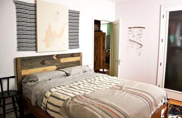 北非混搭两居室欣赏卧室