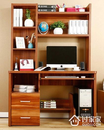 书桌书架组合用什么材质的好 价格怎么样