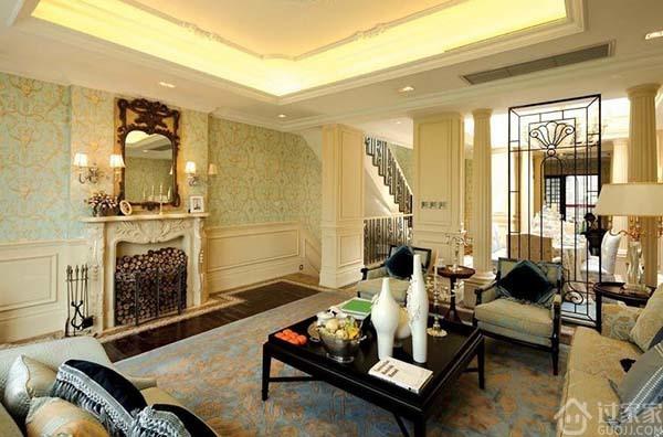 追求高品质生活,从最新客厅装修效果图开始