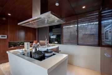 东南亚别墅大户型欣赏厨房