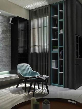 简约风格小清新公寓休闲单椅