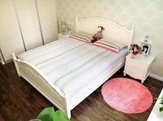 简约小清新住宅欣赏卧室衣柜