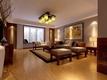 规整新中式两居室欣赏