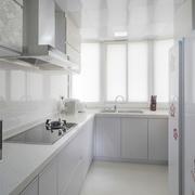 63平简约小复式欣赏厨房