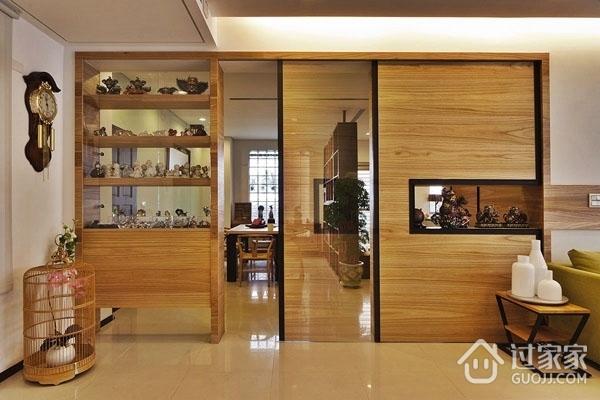 简欧风格设计效果图大全赏析客厅玄关