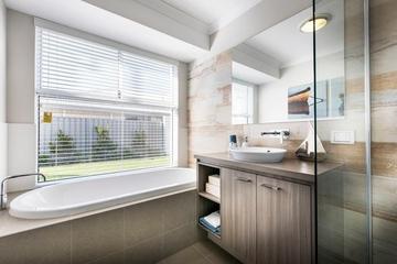 现代风格套图欣赏儿童房洗手间
