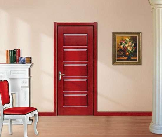 教你如何选择室内门  从材料到色彩搭配