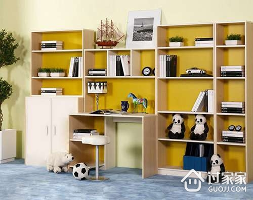 书柜电脑桌的款式分类 书柜电脑桌尺寸