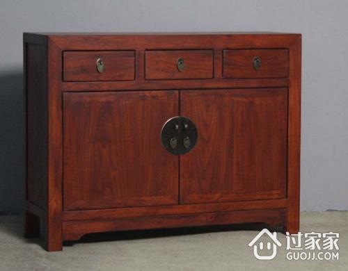 几种不同风格的储物柜设计款式