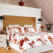 简约不简单的住宅欣赏卧室