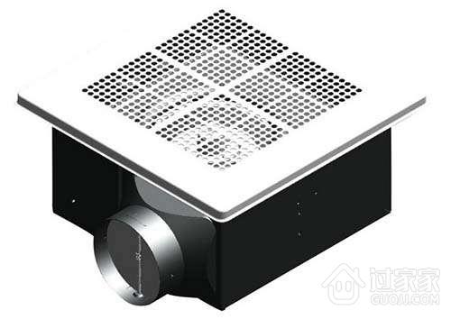 如何安装管道换气扇
