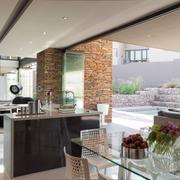 奢华现代厨房
