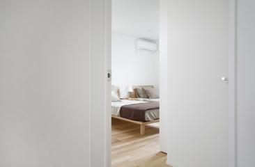 144平日式风格别墅欣赏卧室陈设