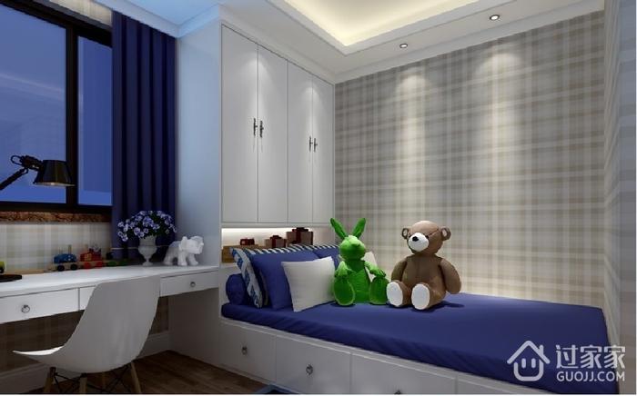 卧室组合床设计效果图 打造不一样的家居