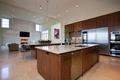 现代住宅装饰图开放厨房