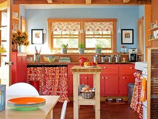 缤纷之家简约住宅欣赏厨房
