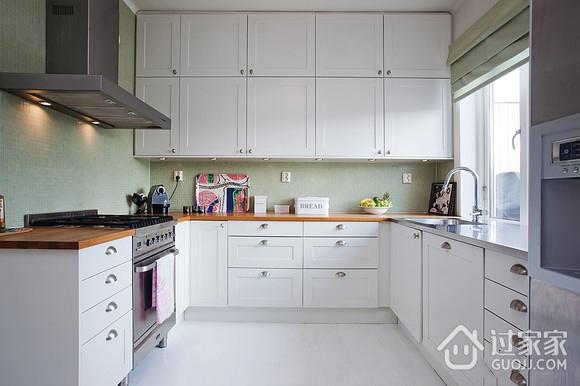 小户型装修厨房角落收纳技巧