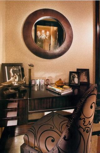 新古典住宅设计套图化妆台