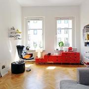 宜家住宅设计效果套图客厅效果图