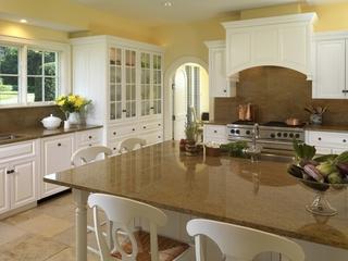 法式私人庄园欣赏厨房