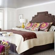 70平活力简约两居室欣赏卧室