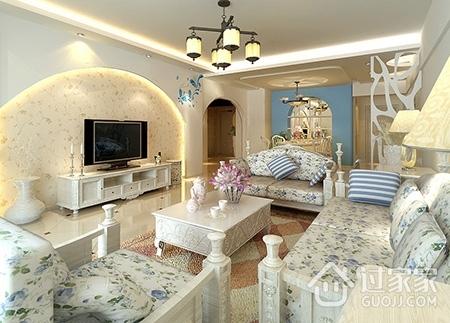 韩式风格装修要素及家居装饰特点