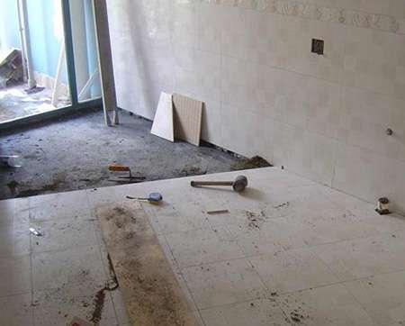 怎么防止卫生间瓷砖脱落