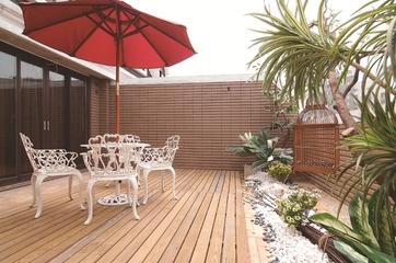 新古典温情住宅欣赏阳台