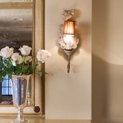 欧式别墅装饰效果套图赏析壁灯