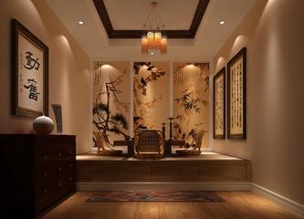 270平中式奢华别墅欣赏